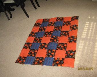 Handmade Crib Quilt Comforter