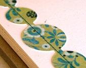 Circular notecards (set of 8)