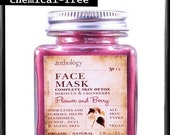 Organic Face Mask - Hibiscus and Cranberry (1.8 oz)