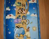 A Wonderful South Sea Of Dreams Fabric Panel Free US Shipping