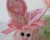 Pink BOO BOO BUNNY with reusable ice cube
