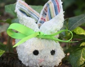 Natural Colored  Boo Boo Bunny with reusable ice cube