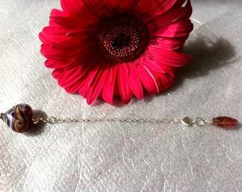 Fancy Heart pendulums - Custom Order