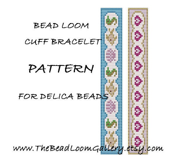 how to make a bead loom pattern