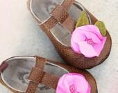 Baby T-strap Bootie / Shoes Pattern PDF