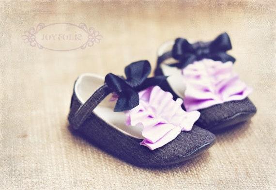 Joyfolie Baby Shoe Postcard Set