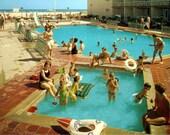 The Jolly Roger, Vintage Postcard (Chrome)