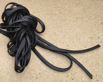 4 yds. Black cording