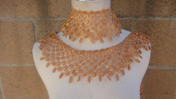 Very cute  venice  lace  1   yard listing