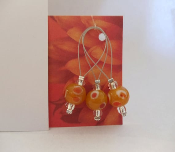Stitch Markers - Set of 3