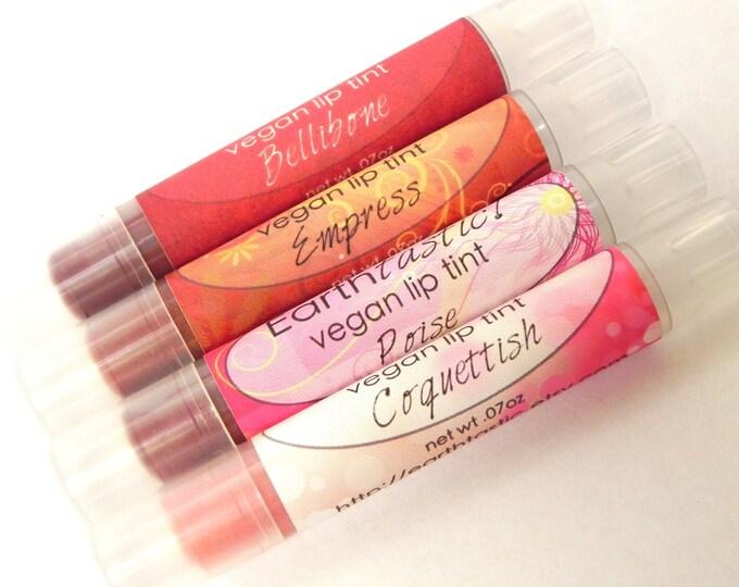 Vegan Lip Tint Combo Pack