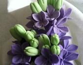 Gum Paste Lavender Purple Lilac Filler