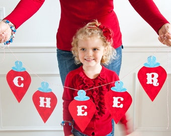 Merry Little Christmas Printable Party Pack - DIY - As Seen on Amy Atlas