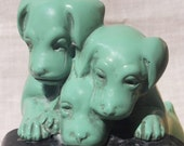Squish & Squeeze Puppies  Bookend - 615