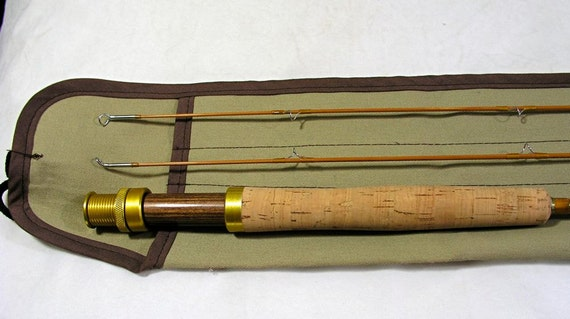 Unavailable listing on etsy for Powell fishing rods