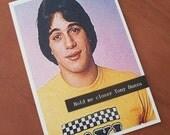 Postcard - Hold Me Closer Tony Danza - funny, humor