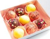 Cake Truffles - Autumn Mix Cake Truffles, Cake Bites