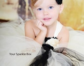 double rosette headband made to match your dress