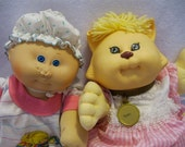 SALE--Cabbage Patch Preemie and Koosa