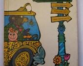 Vintage 1971 Signposts Textbook