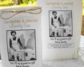 Lemon & Lavender Laundry Detergent