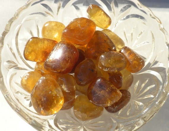 Honey Calcite