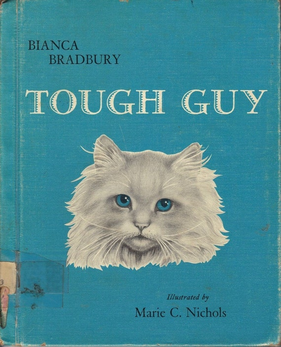 Tough Guy - Vintage Children's Book - Bianca Bradbury
