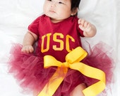 FALL SALE--USC Colored Tutu