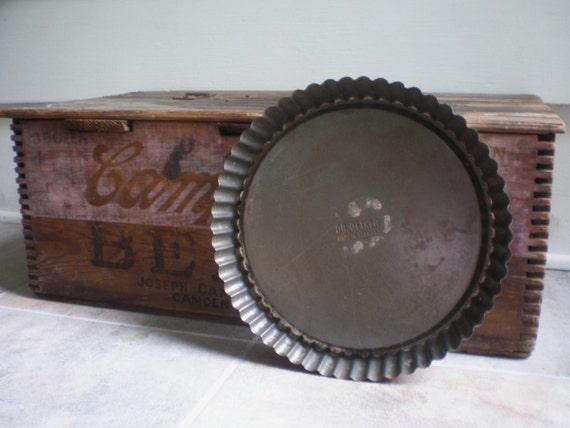 Vintage Dr Oetker German Tart Flan Baking Pan