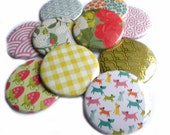 10 Assorted Pocket Mirrors WHOLESALE PRICE