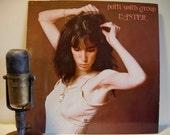 "Patti Smith Vinyl Record Album 1970s Rock ""Easter"" (Original 1978 Arista Records w/lyric insert,""Because the Night"")"