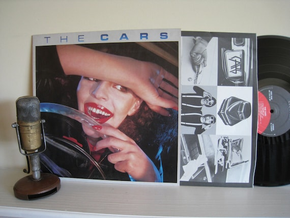 Dad Sale The Cars Vinyl Record Album 1970s Popthe By