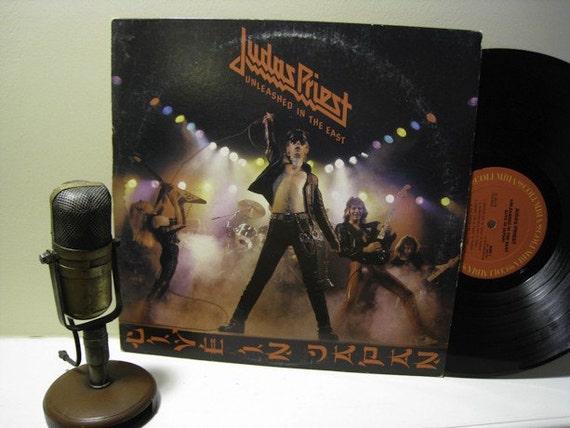 On Sale Judas Priest Vinyl Record Album 1970s Heavy Metal