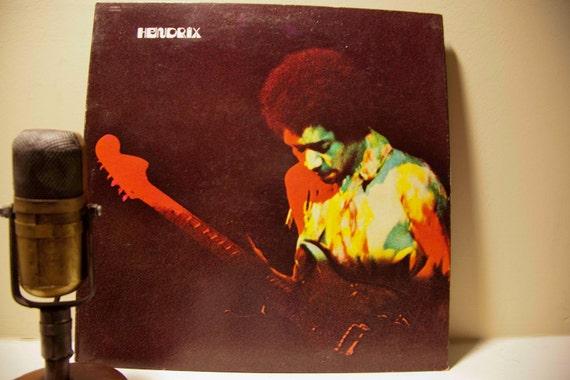 Jimi Vinyl Record Album 1960s Classic Rock Guitar - Imagez co