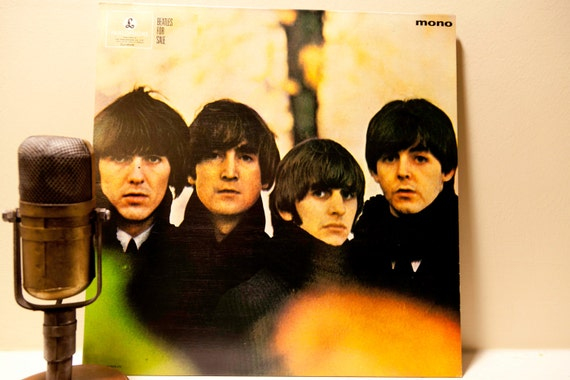 "Vinyl Record Album The Beatles ""The Beatles for Sale"" (MONO 1987 Re-Issue Capitol Records )"