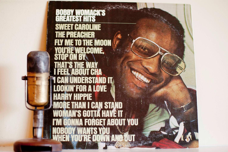 Bobby Womack Greatest Hits Original 1974 United