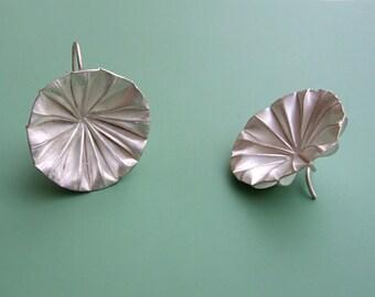 Earrings 'Large flowers'