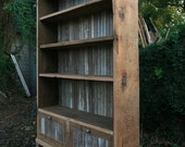 Custom laurel bookcase for sarah
