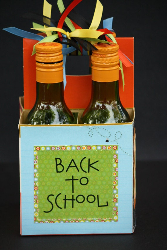 Paper clip holder, Teacher desktop organizer, Teacher gift, Teacher organizer
