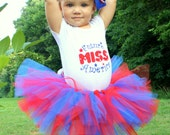 FUTURE MISS AMERICA - 4th of July Children's Outfit