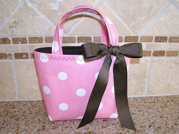 Neopolitan Toddler Tote - Can Be Personalized
