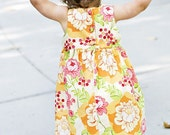 INSTANT DOWNLOAD- Kylie Dress (Size 6/9 months up to Size 6) PDF Sewing Pattern and Tutorial