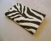 Pocket Zoo IPhone Case- Brown Zebra