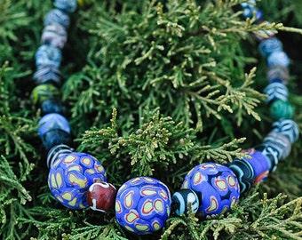 Serendipity stone necklace