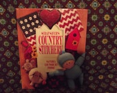 Scrap Savers Country Stitchery, All Occassion Gifts-Home, Baby, Ornaments, Angel, Animals, Quilting, Sewing Kit
