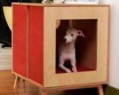 READY TO SHIP - Mid Century Modern Dog Furniture - Medium