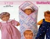 Dolly dress up - Pattern Butterick 5729