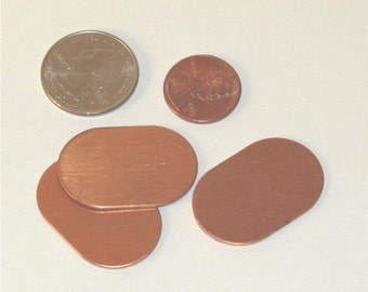 18 gauge Copper tag blanks many uses
