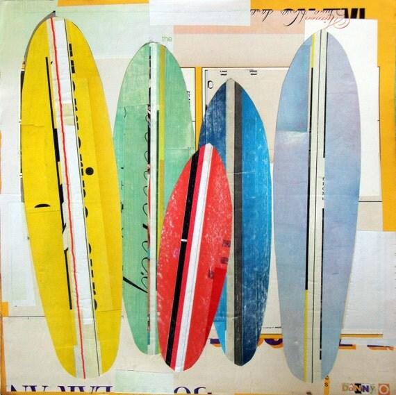 Woodie Surf Boards