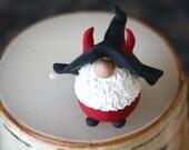 Mr. Halloween Devil Gnome